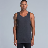 Men's Lowdown Premium Singlet by 'As Colour'