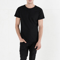 Mens Crew Neck Tee by Bandsome